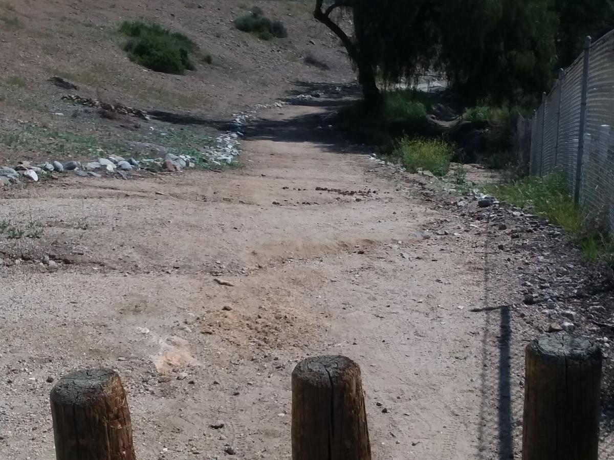 Demens Creek