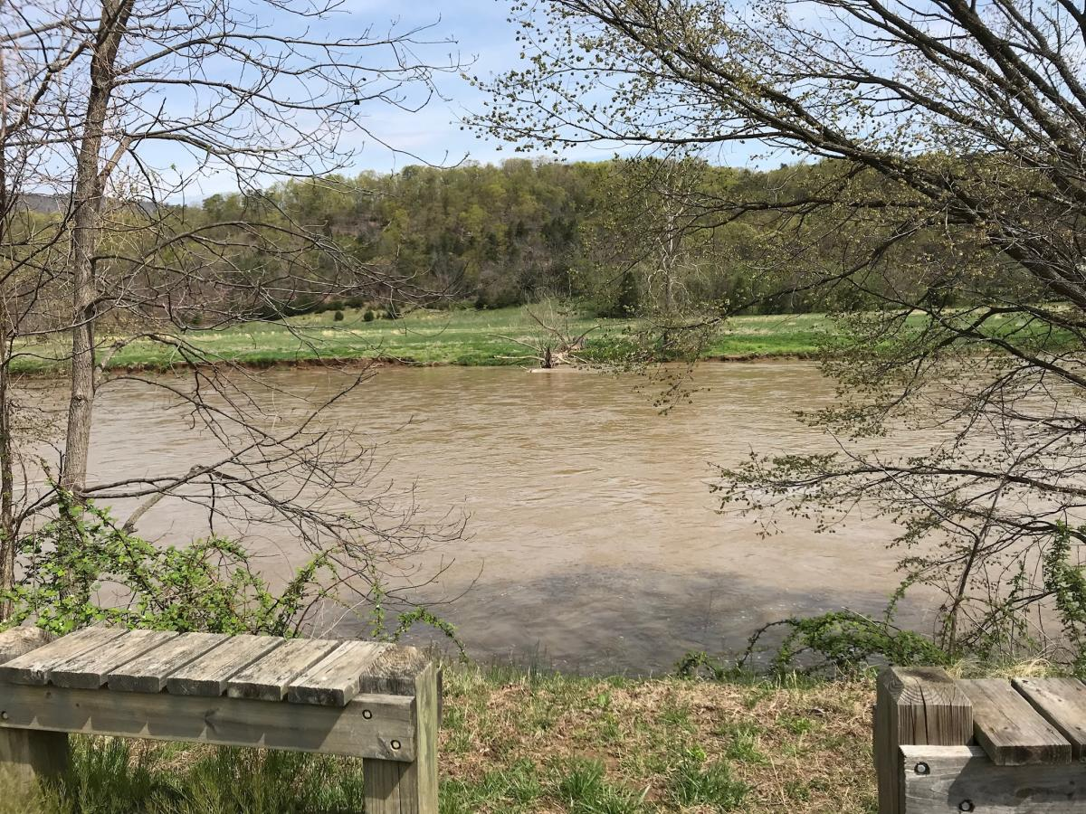 Shenandoah River Raymond R.