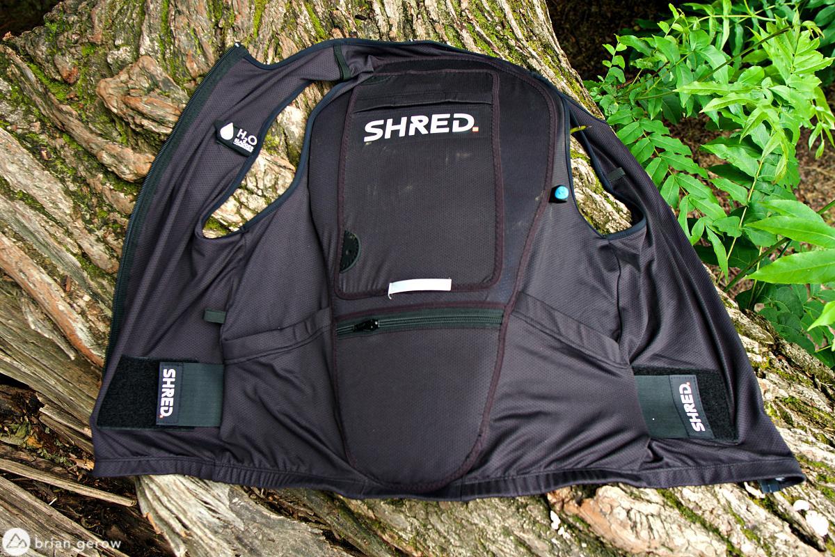 Shred Flexi Back Protector