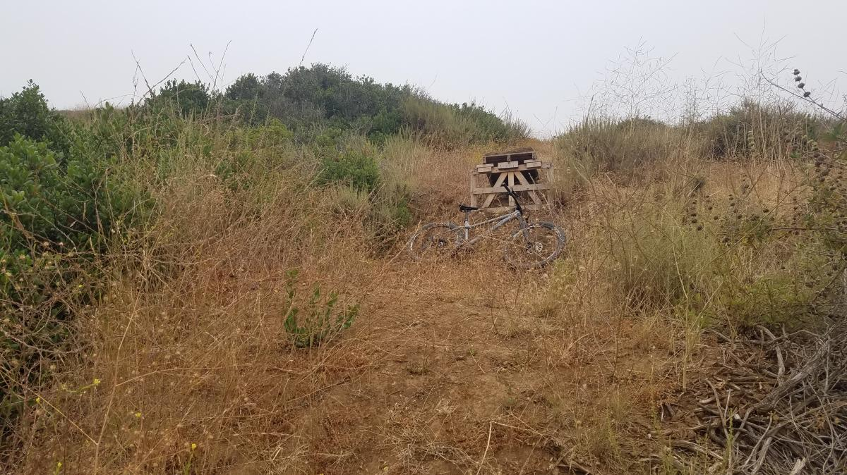 Tuley Canyon Switchbacks