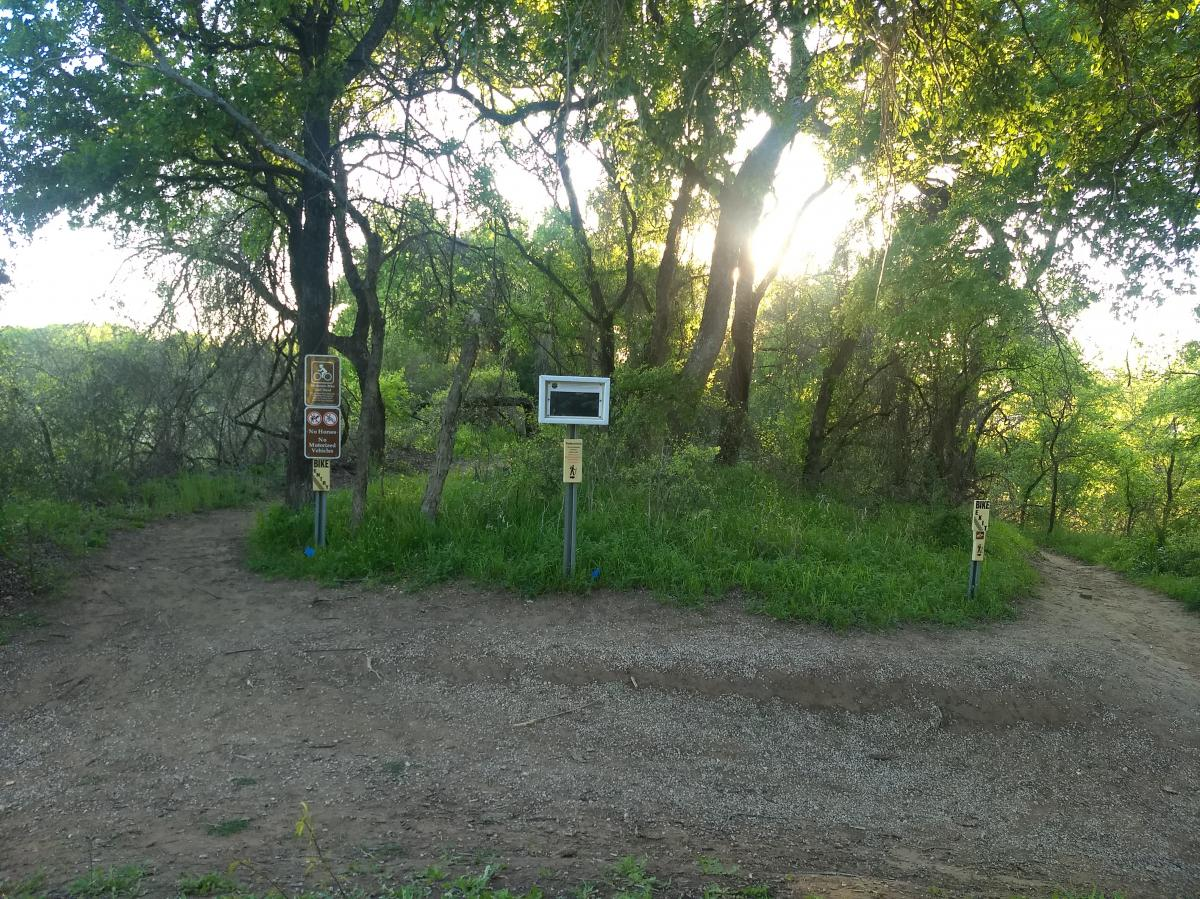 Chisenhall trails