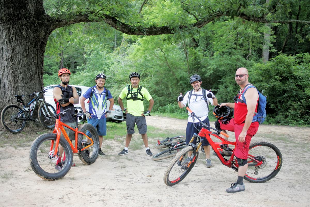 Moore's Springs Trails