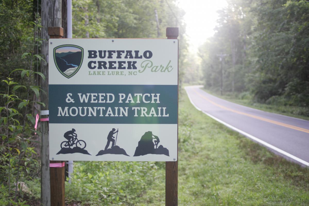 Weed Patch Mountain Trail