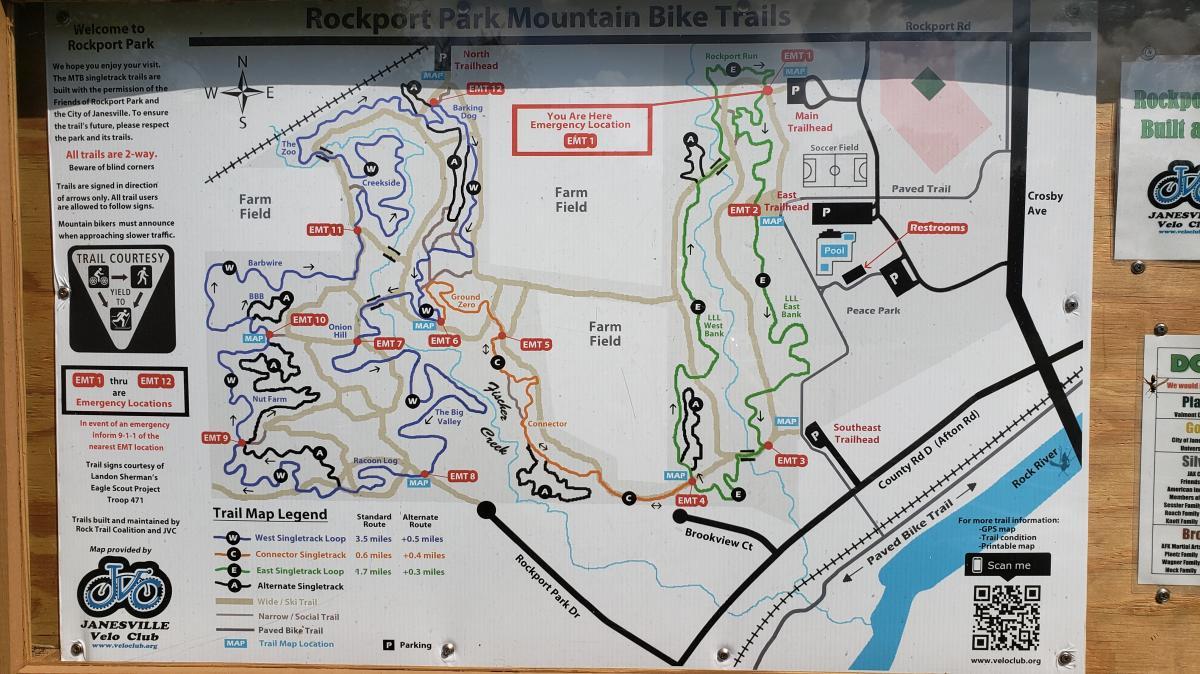 Rockport Park MTB