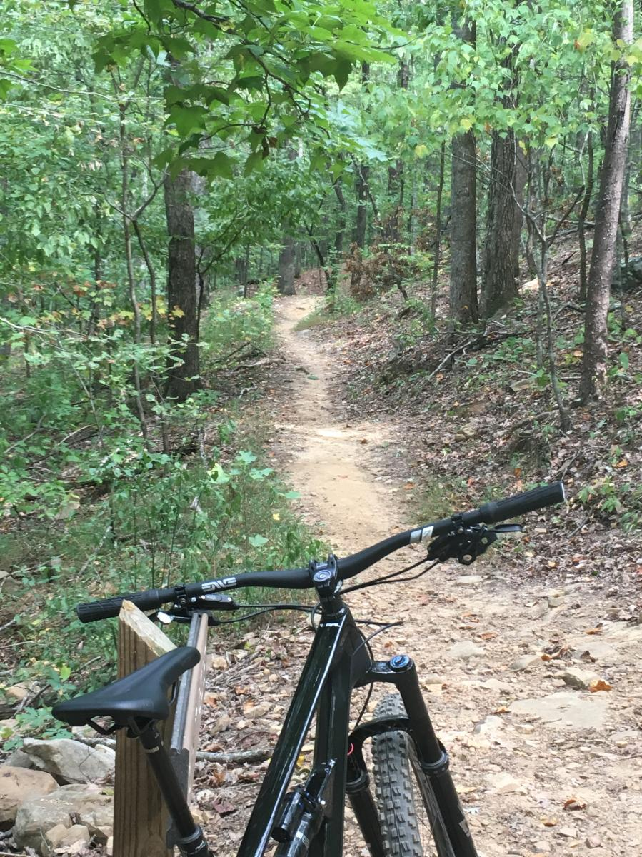 Oak Mountain State Park Bump Trail