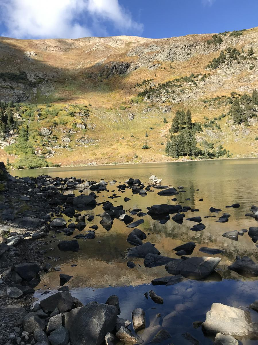 Lost Lake to East Fork Loop