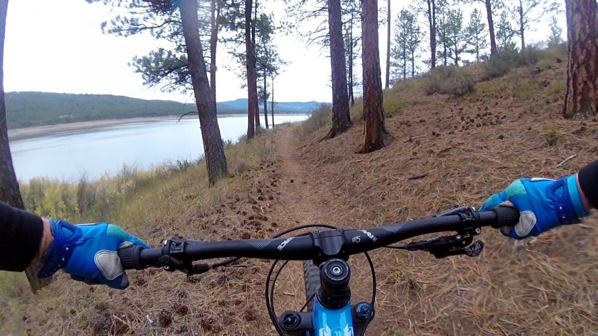 Phillips Lake North Shoreline Trail #1608