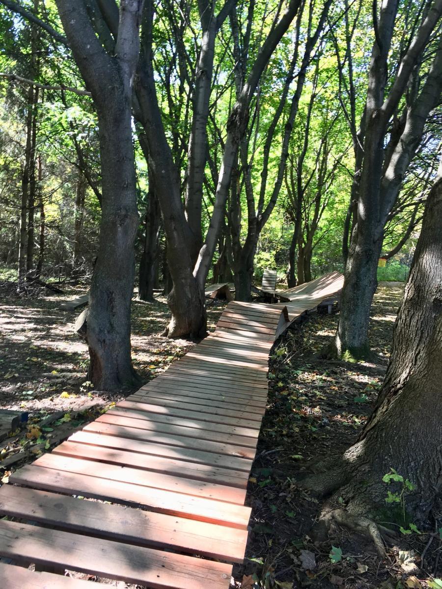Sentiers de l'Abbaye d'Oka