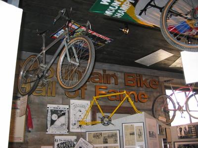 MTB Hall of Fame