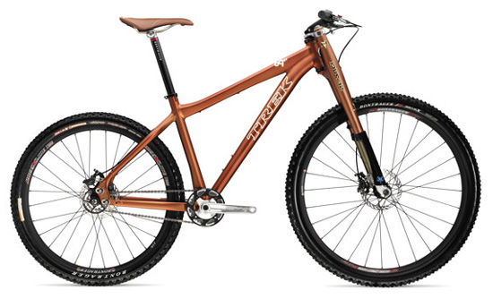 Beauty Or The Beast Trek 69er Single Speed Singletracks