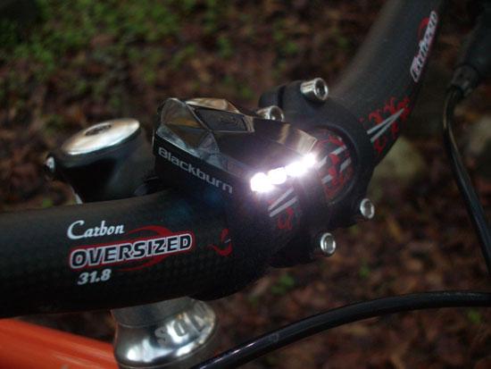 Blackburn Flea Light Review Singletracks Mountain Bike News