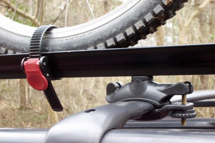 Yakima Universal Forklift Bike Tray: What Took So Long ...