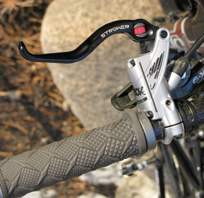 Brake Lever Singletracks Mountain Bike News