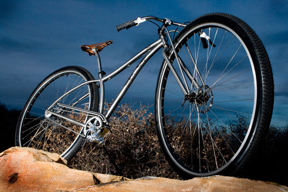 Forget The 29er Check Out This 36er Singletracks