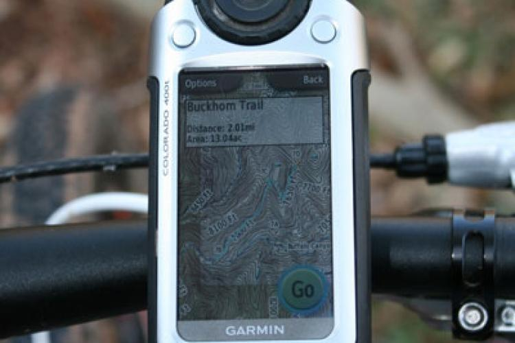how to use garmin 60cx