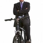 Business man: commuter