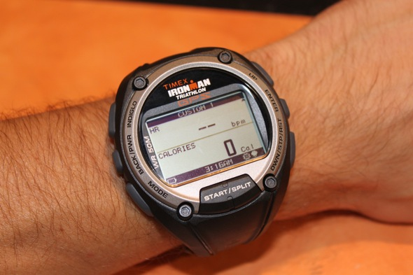 New gps watch from timex singletracks mountain bike news for Mountain watches