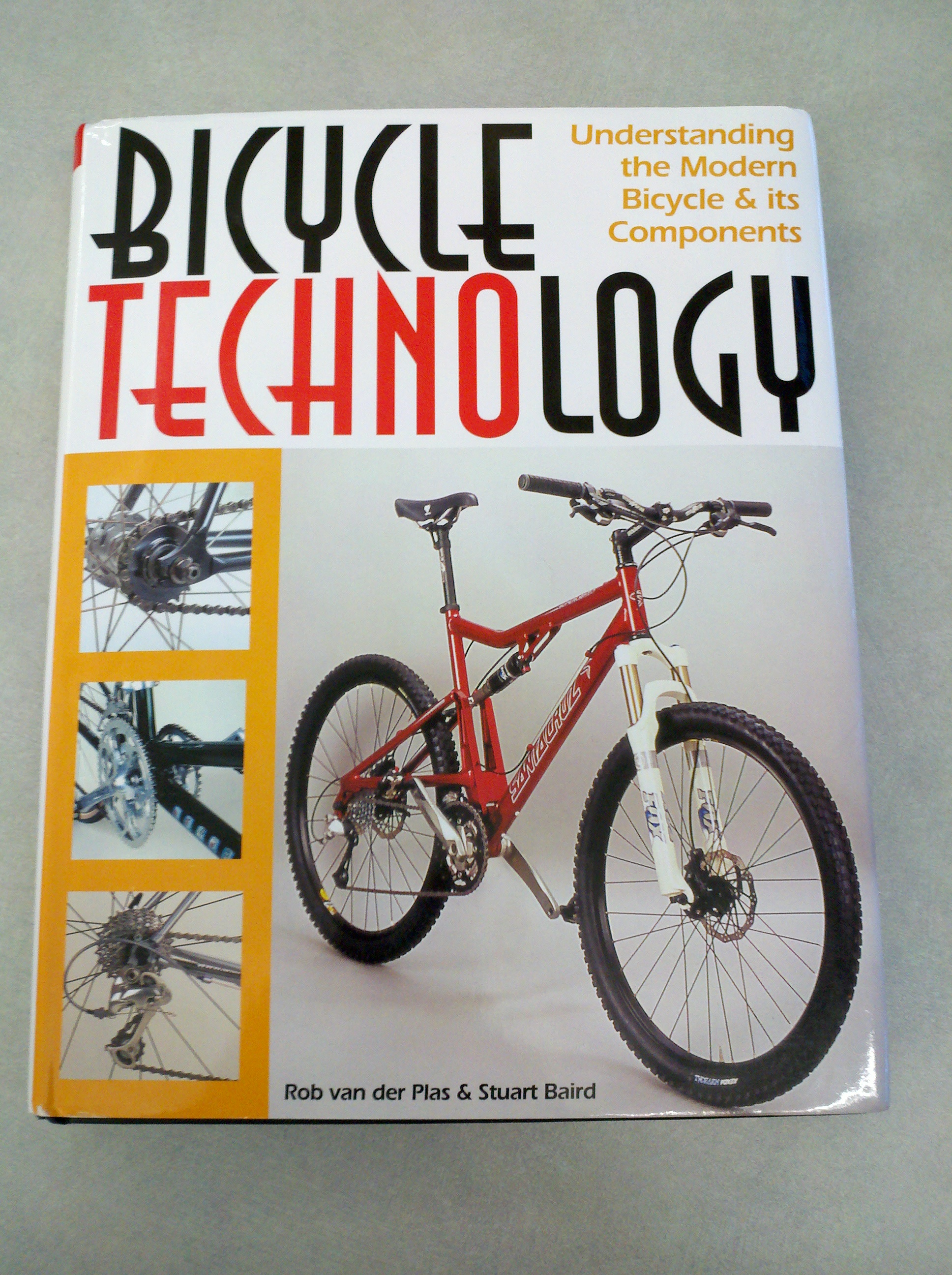 Gear Review Bicycle Technology Book Singletracks