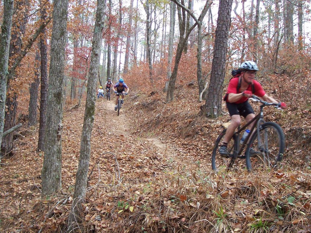 My Top Five: The Best Mountain Bike Trails in the CSRA