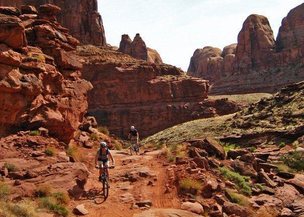 1571-1207791366 Deserto de Moab: a capital mundial do MTB com 814km de trilhas!