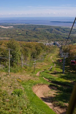Mont Sainte Anne Gondola Ride