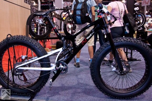 Mtb Products On The Fringe Shocking Interbike Finds