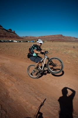 Who says fat bikes are slow and heavy?