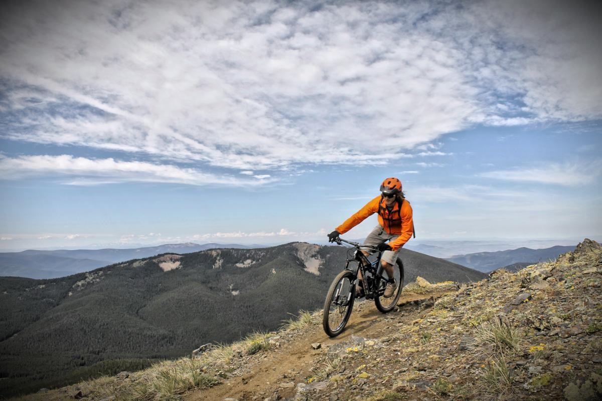 Rider: Vitaly. Photo: Greg Heil