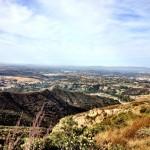 View of Orange County.