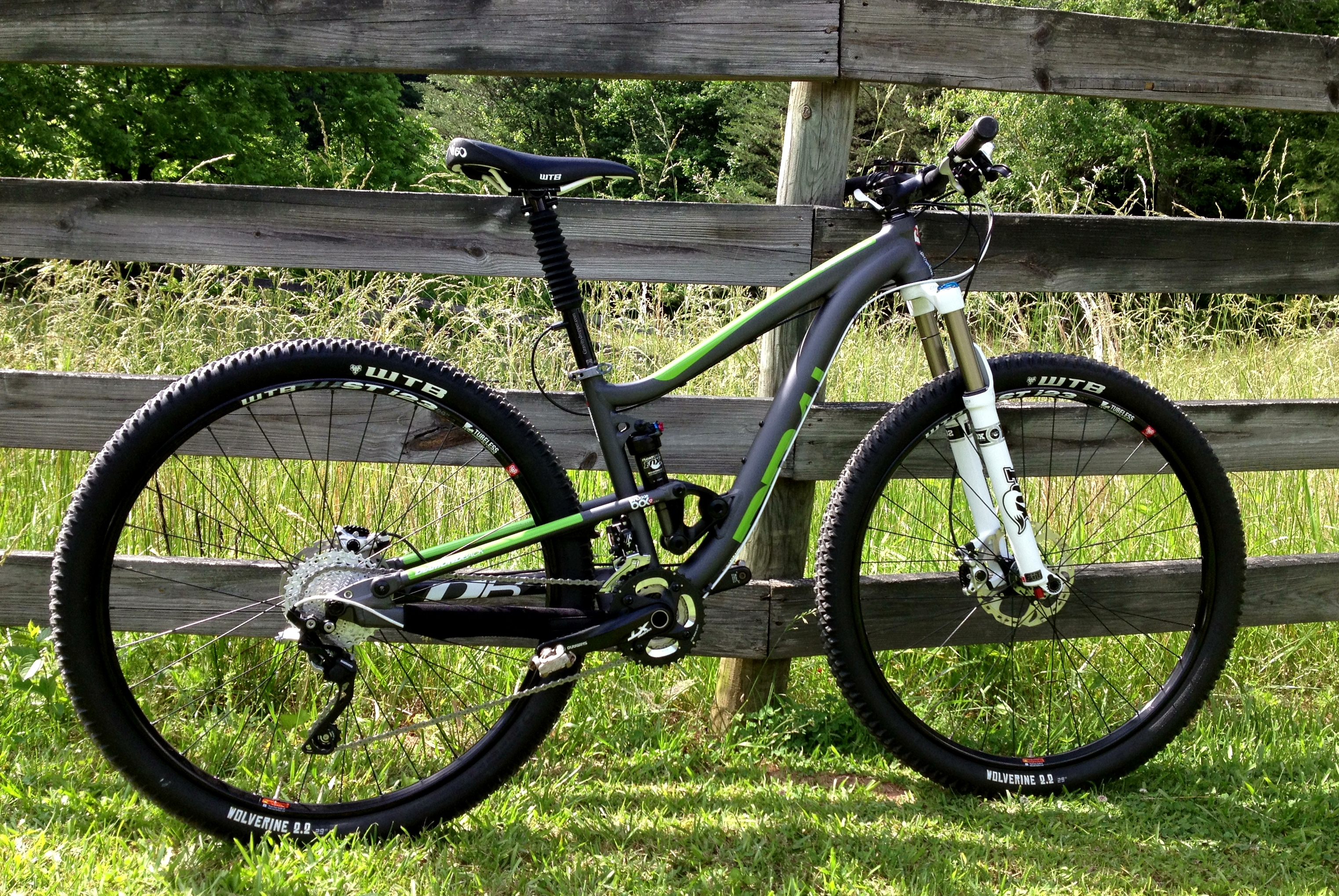 On Review Diamondback Sortie 3 29er Singletracks