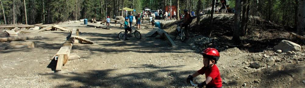 Bike Parks: Hinton, AB and Burnaby, BC - Singletracks Mountain Bike News