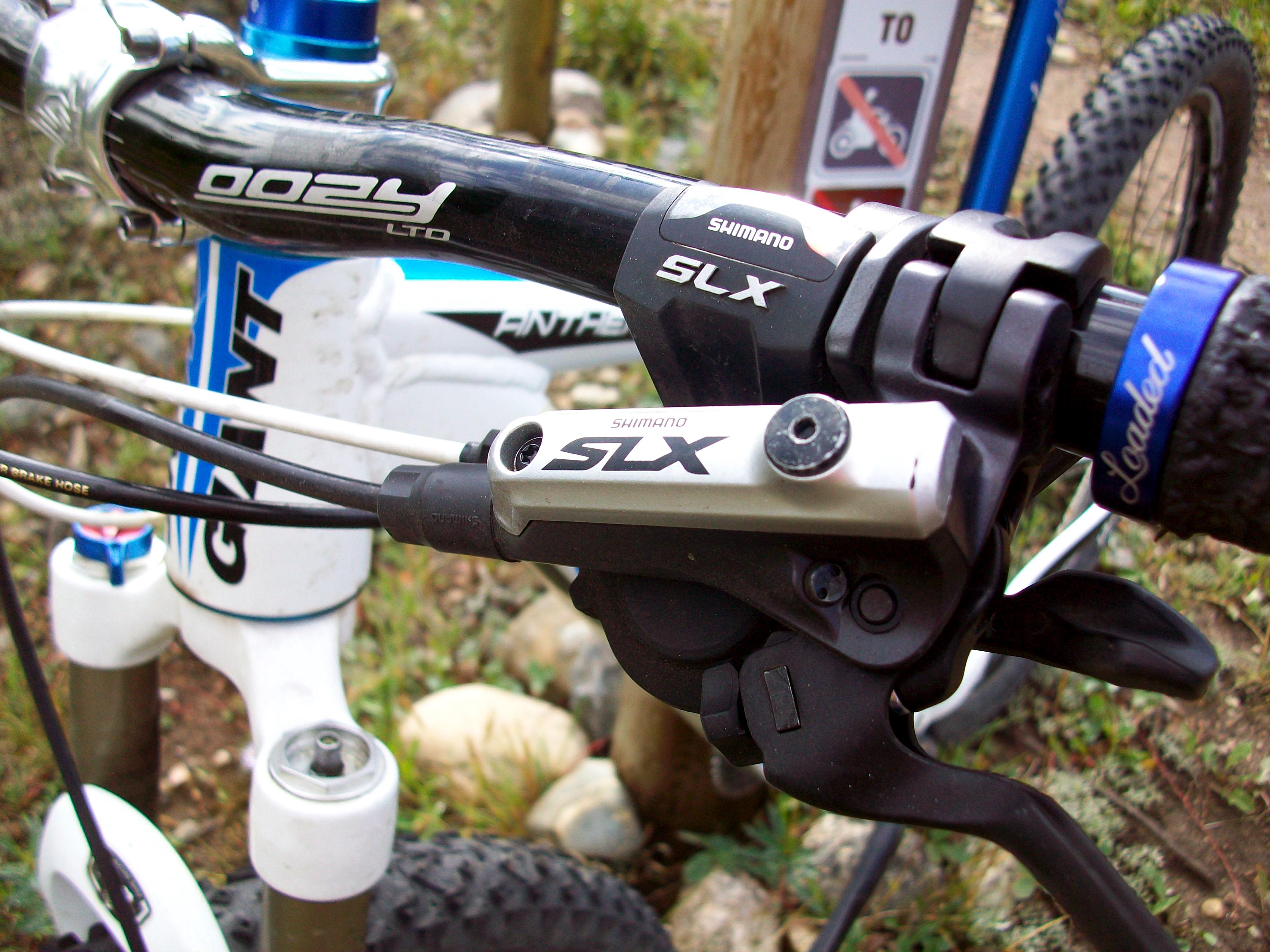 29er Mountain Bike >> Review: Shimano SLX IceTech Brakes - Singletracks Mountain ...