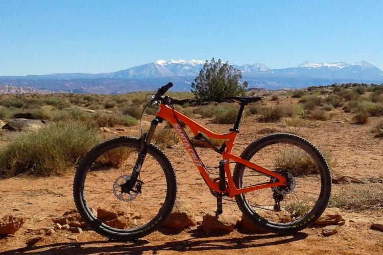 Review: The New Yeti SB5c - Singletracks Mountain Bike News