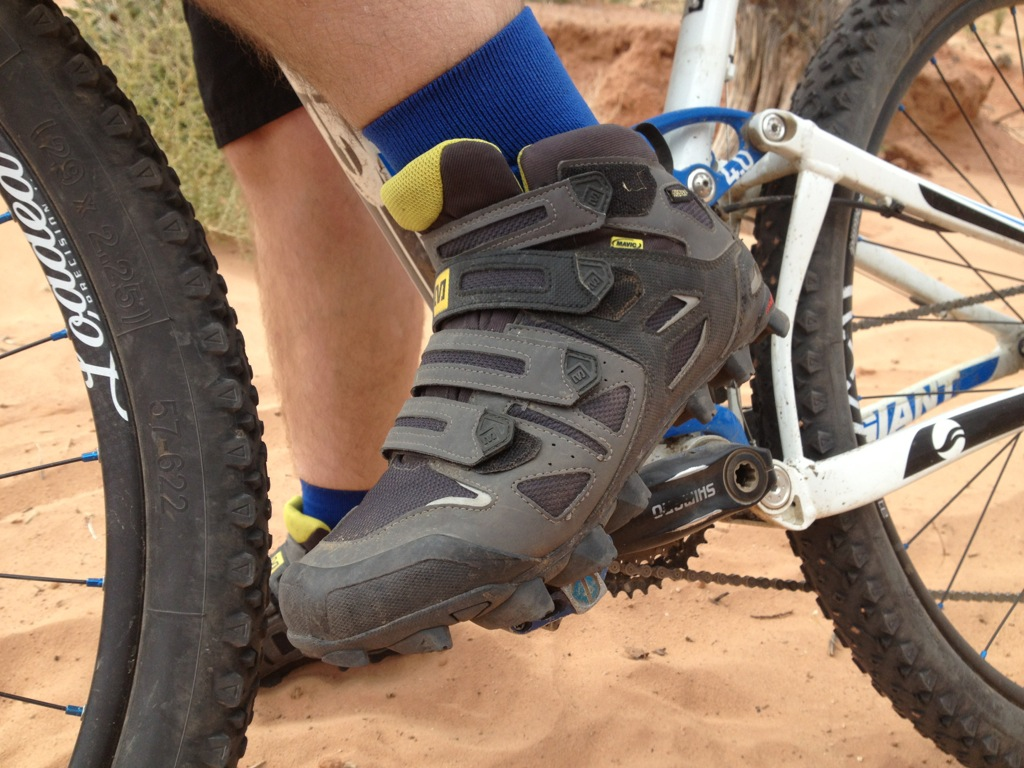 Mavic Scree Shoe