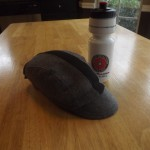 """""""My Christmas haul: wool cap by Waltz from my girls, a bottle, and gift card to my favorite LBS."""" Photo: Brian Williams"""