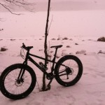 """This years Xmas gift Kona WO Xmas day in the snow."" Photo: Jeffrey Wardle"
