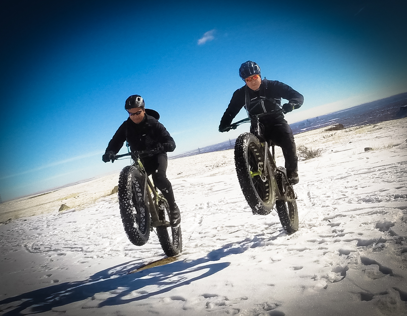 Snow Tire Reviews >> North Table Mountain, CO: A Fat Bike Odyssey in Snow and