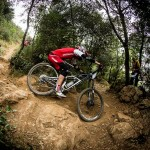 Racing Enduro in Finale Ligure, Italy. Photo courtesy of SRAM. Photo: Sven Martin.