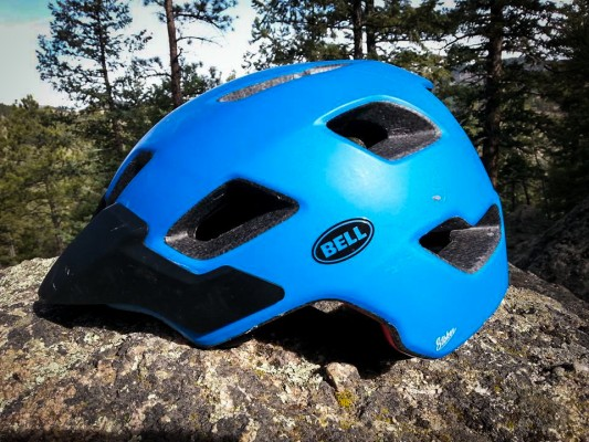 Review: The Bell Stoker Mountain Bike Helmet - Singletracks Mountain Bike News
