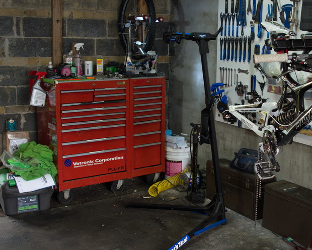 Review Park Tool Prs 25 Team Issue Repair Stand