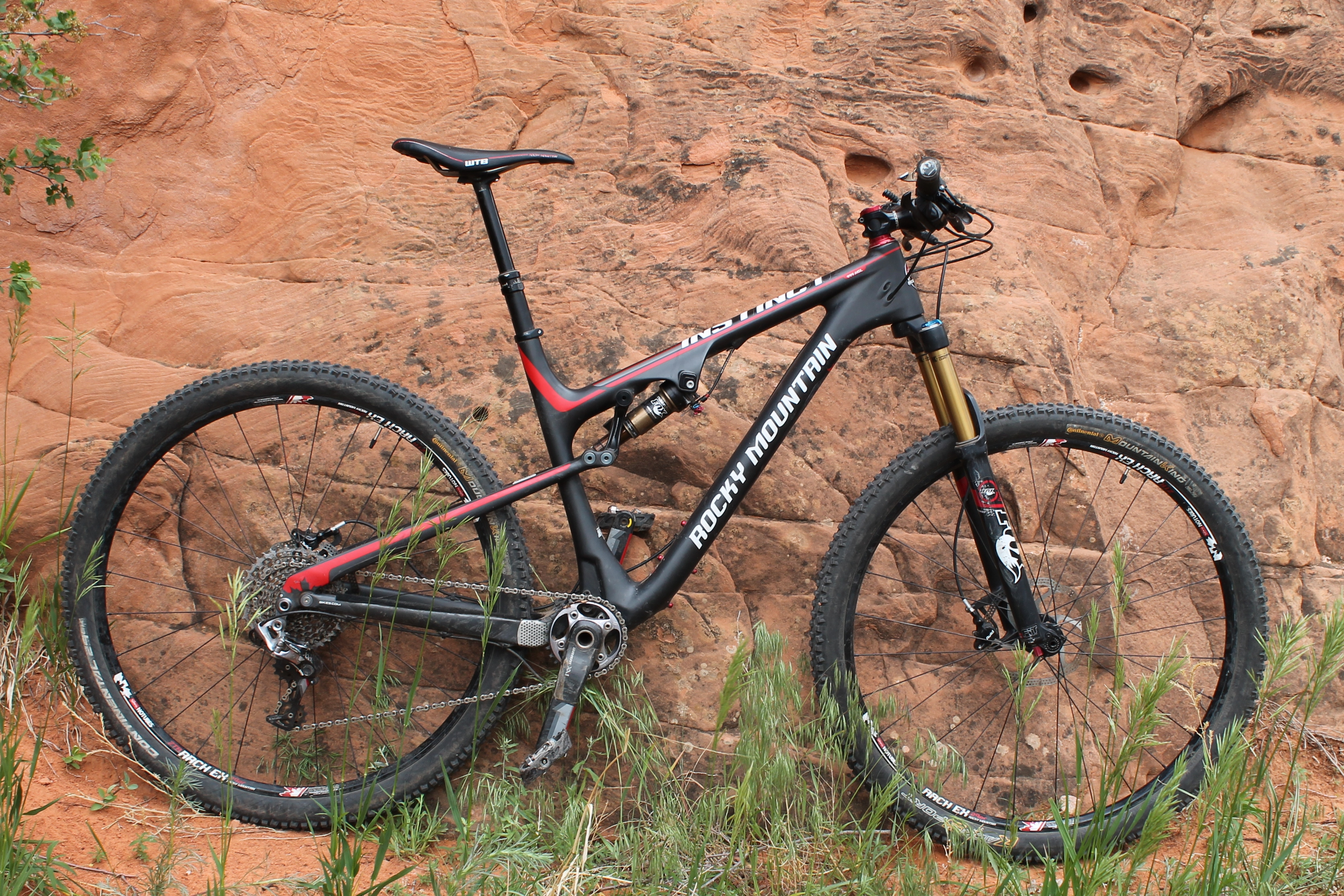 On Review Rocky Mountain Instinct 999 Msl Singletracks