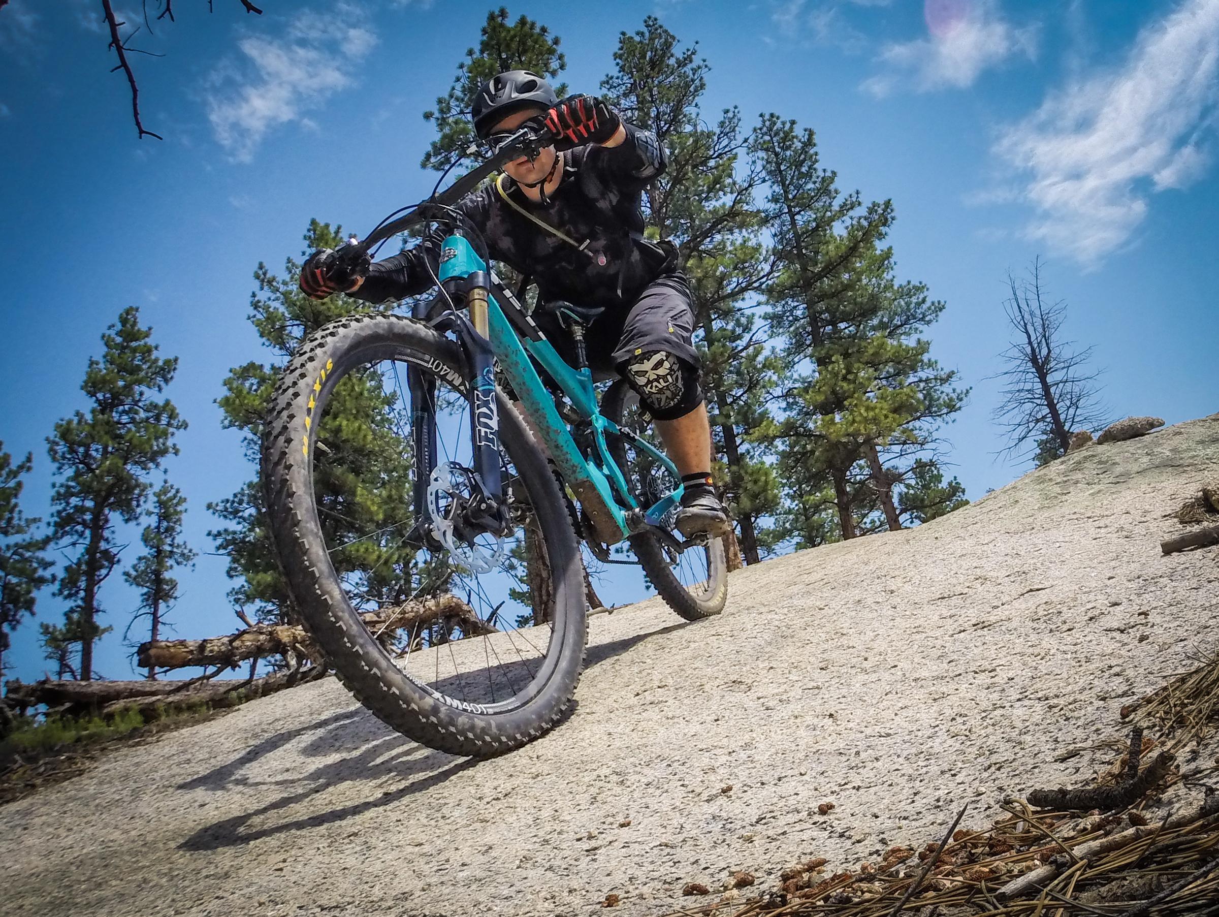 Review The New Yeti Sb5c Singletracks Mountain Bike News