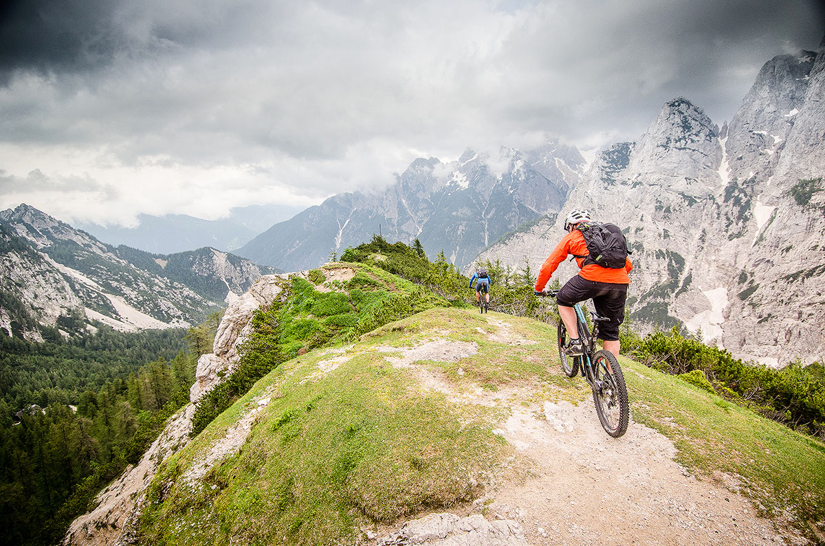 Mountain Biking Slovenia Austria And Italy With H Amp I