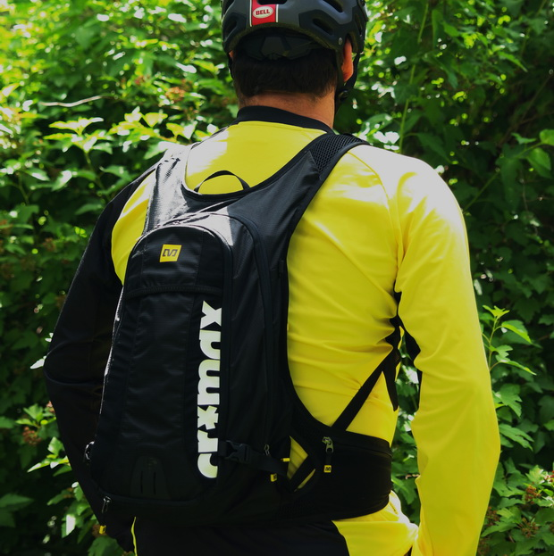 Review Mavic Crossmax Hydropack 15 Singletracks