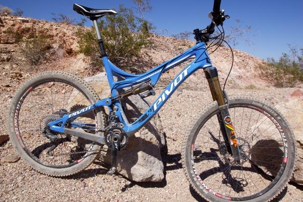Review Pivot Mach 6 Carbon Singletracks Mountain Bike News