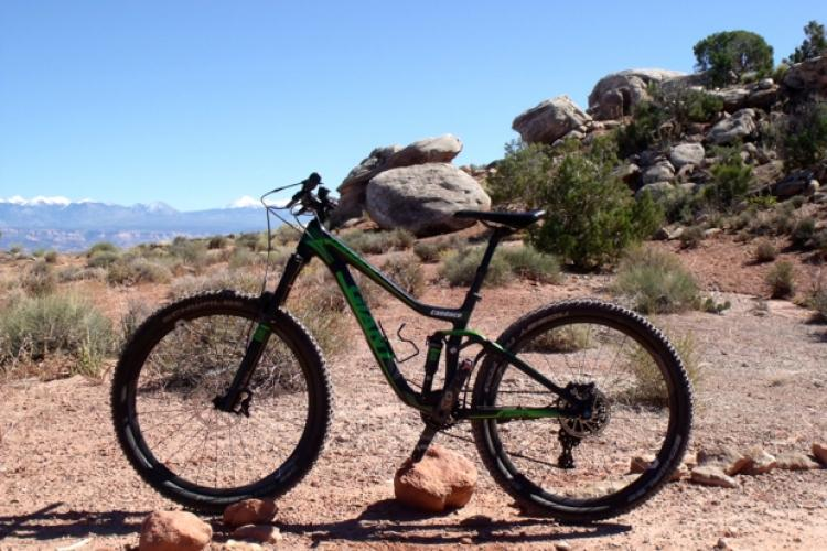 Test Ride Review: Giant Trance Advanced 27 5 0