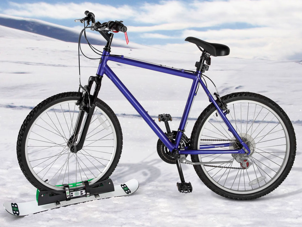 You Don't Need a Fat Bike For Snow-Just Get One of These ...