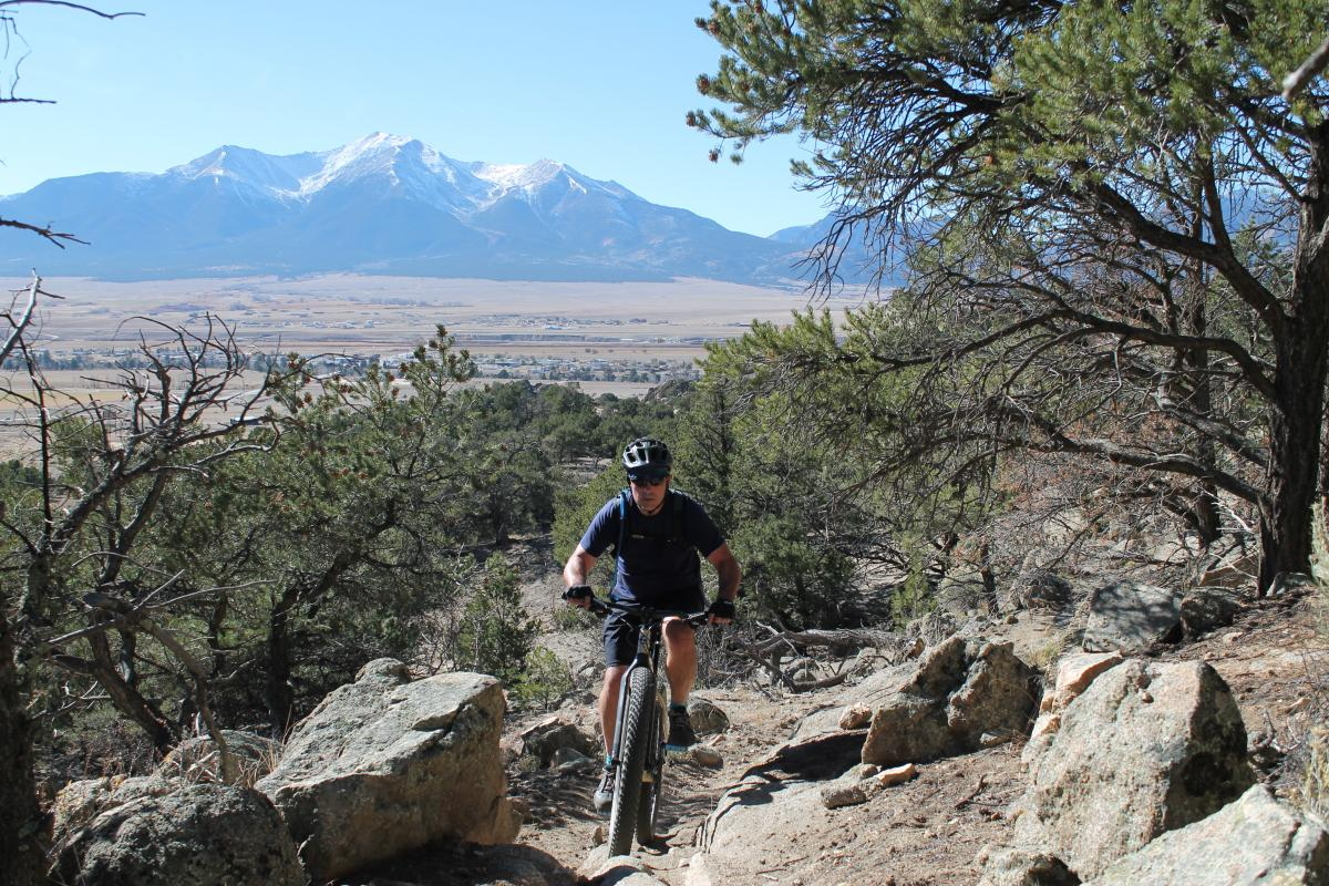 My Top 14 Trail