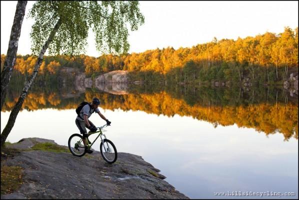 """Late summer ride."" Photo: Hillside Cycling."