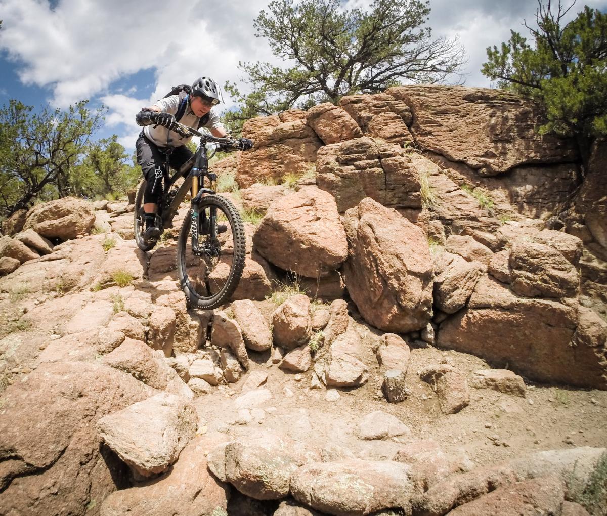 Opinion: What Motivates You to Ride? - Singletracks Mountain Bike News